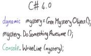 Générer du code C# à la volée !